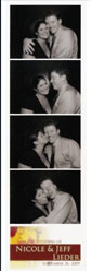 Photo Booth Wedding Photo Strip